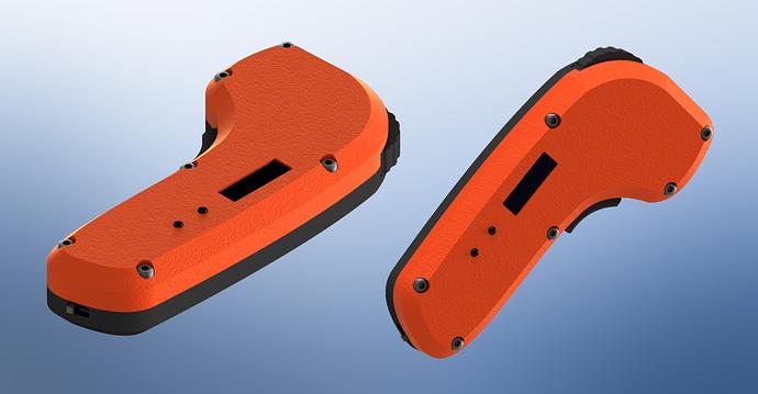 3d print remote design