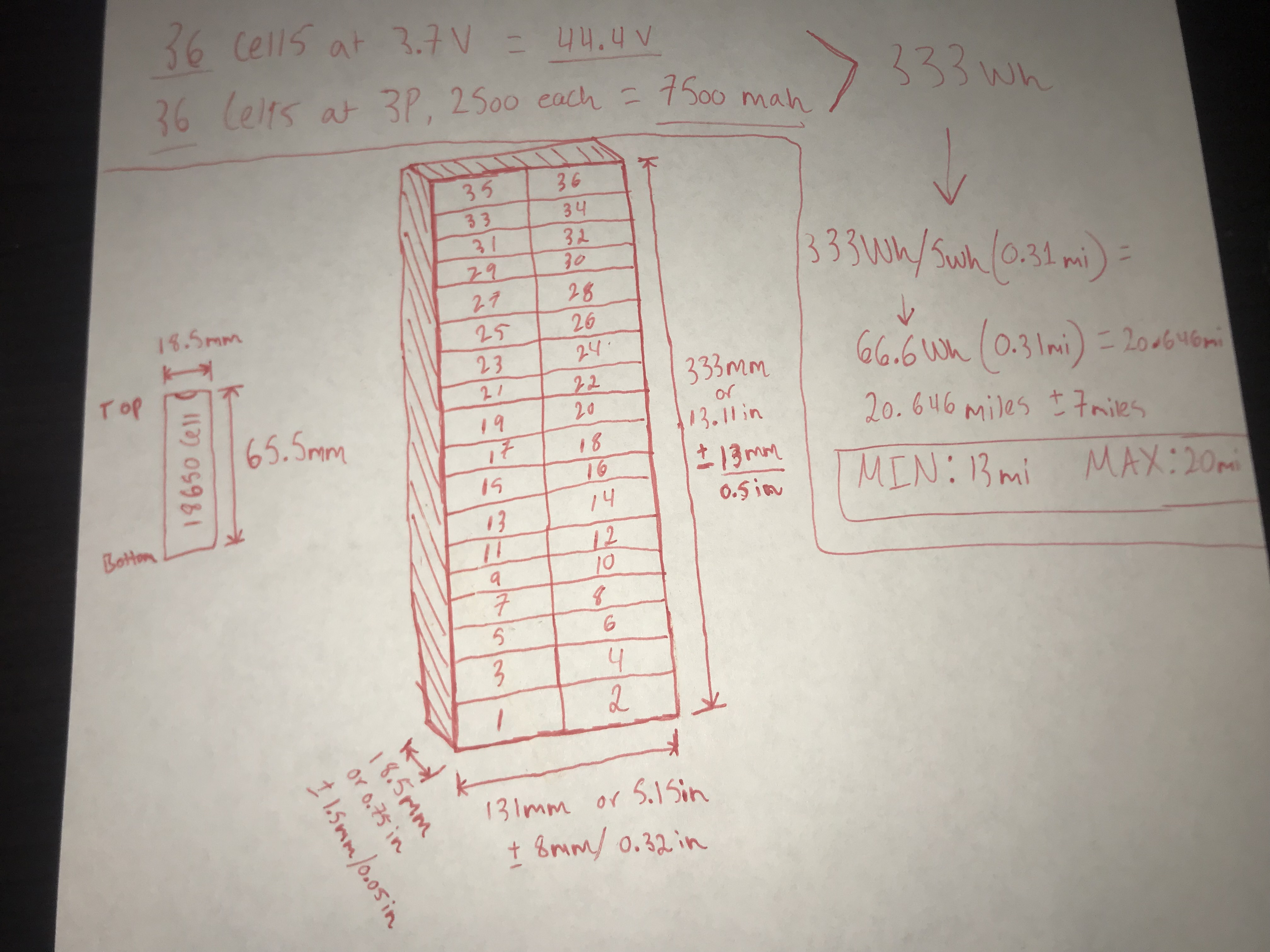 Wiring a 18650 Lithium Ion Battery Pack (12s3p) - ESK8 Electronics -  Electric Skateboard Builders Forum | Learn How to Build your own E-board | Battery Cell Wiring Diagram |  | Electric Skateboard Builders Forum