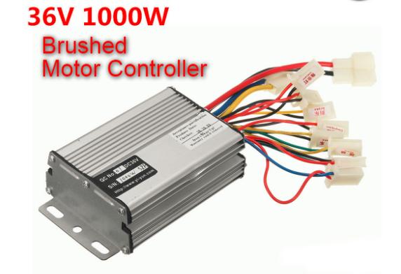brushed motor controller