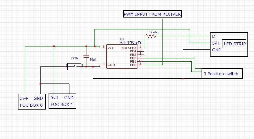 break lights wiring diagram help  esk8 electronics